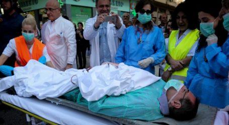 Άσκηση ετοιμότητας για την αντιμετώπιση ύποπτων περιστατικών κορωναϊού στο «Ελευθέριος Βενιζέλος» και στο «Σωτηρία»