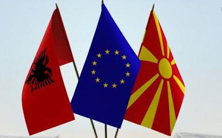 Βόρεια Μακεδονία - Αλβανία