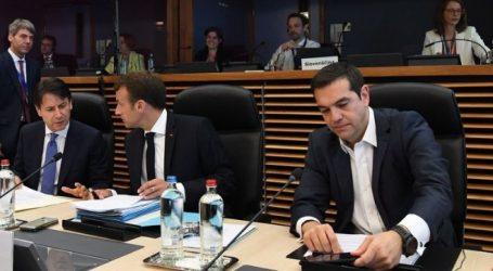 Τσίπρας στη μίνι-σύνοδο για προσφυγικό: Ζητάμε αναθεώρηση του ευρωπαϊκού συστήματος ασύλου