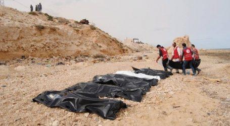 Οκτώ μετανάστες, ανάμεσά τους 6 παιδιά, νεκροί από ασφυξία σε φορτηγό στη Λιβύη