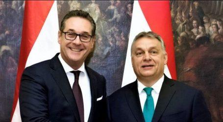 EE-ευρωεκλογές: H ακροδεξιά συντονίζεται – Κάλεσμα Αυστριακών στον Ορμπάν για συστράτευση