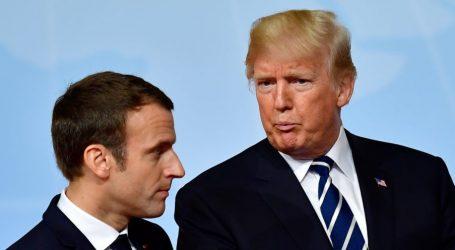 """Τραμπ: Αξιοποιεί τα γαλλικά """"κίτρινα γιλέκα"""" για να πιέσει Μακρόν και ΕΕ"""