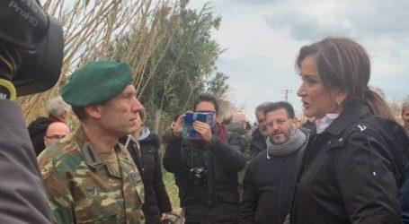 Κλιμάκια της ΝΔ επισκέφτηκαν τις πληγείσες περιοχές στην Κρήτη
