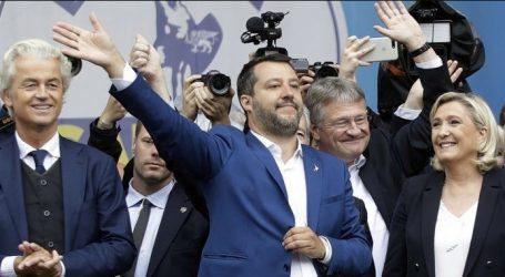 «Αρχηγική» επίσκεψη Σαλβίνι στις ΗΠΑ: Η Ιταλία δεν είναι Ελλάδα, που η Ευρώπη την «ξέσκισε»