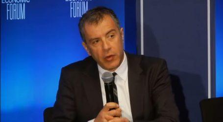 Δελφοί – Στ. Θεοδωράκης:  Ε όχι και δεν είχαν ακούσει ΝΔ και ΠΑΣΟΚ για τη Novartis…