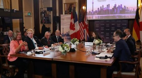 G7: Σκληρή στάση απέναντι στη Ρωσία