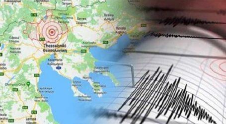 Συνεχίζεται η σεισμική δραστηριότητα στο Κιλκίς – 3,6 ρίχτερ το πρωί
