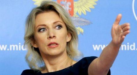 Μόσχα-Ζαχάροβα: Η συμφωνία για το σκοπιανό προκάλεσε διχασμό σε Ελλάδα και πΓΔΜ