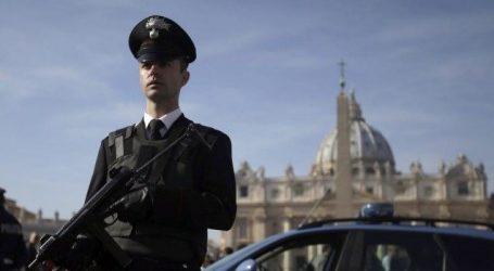 Σιδηρόφρακτη πασχαλιά στην Ιταλία – Η σοβαρότερη απειλή για τρομοκρατικές επιθέσεις