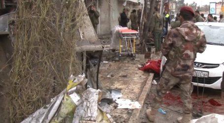 13 άμαχοι νεκροί από βομβαρδισμούς στη βορειοδυτική Συρία