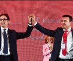 Bόρεια Μακεδονία: Προηγείται στις δημοσκοπήσεις ο εκλεκτός του Ζάεφ για την προεδρία
