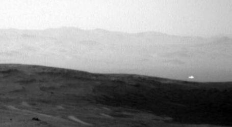 Mυστηριώδης λάμψη σε φωτογραφία του πλανήτη Άρη