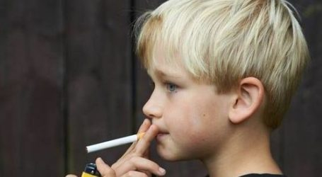 Ρουμανία: Το 28% των παιδιών καπνίζει πριν καν συμπληρώσει τα δέκα έτη