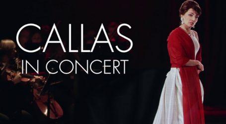 Η Μαρία Κάλλας «επιστρέφει» στη σκηνή