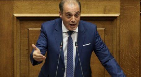 Βελόπουλος: Το μεγαλύτερο πρόβλημα της χώρας είναι το δημογραφικό