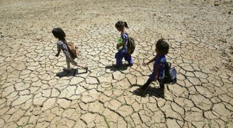 Η Κλιματική Αλλαγή απειλεί περισσότερο τα παιδιά