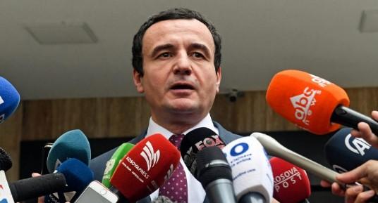 Σερβία-Κόσοβο:Την εντολή σχηματισμού κυβέρνησης στο Κόσοβο ανέλαβε ο Άλ.Κούρτι