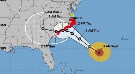 ΗΠΑ: Υποβαθμίζεται ο κυκλώνας Φλόρενς