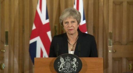 Brexit – αντίδραση Μέι: Σκέπτεται πρόωρες εκλογές σε λίγες εβδομάδες
