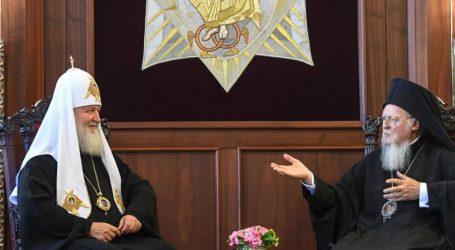 Επισημοποιεί η Ρωσική Ορθόδοξη Εκκλησία τη ρήξη με το Οικουμενικό Πατριαρχείο