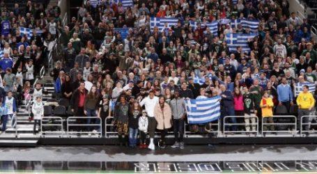 Μιλγουόκι Μπακς: Χρόνια Πολλά Ελλάδα