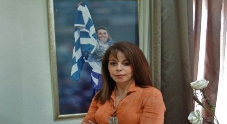 Θεσσαλονίκη: Την επιθυμία της να συνεχίσει το έργο της στον Οργανισμό Τουρισμού εξέφρασε η Βούλα Πατουλίδου