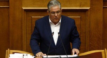 Κουτσούμπας: Η νέα κυβέρνηση είναι ήδη έτοιμη να ανταποκριθεί στις απαιτήσεις του μεγάλου κεφαλαίου