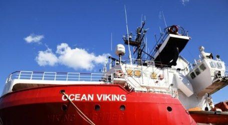 Ιταλία: «Πράσινο» στο Ocean Viking για αποβίβαση στη Σικελία με 39 μετανάστες