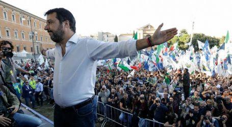 Ιταλία: Σαλβίνι, Μπερλουσκόνι και νεοφασίστες σε συνεργασία…