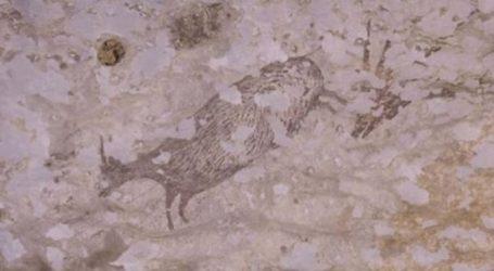 Ινδονησία: Ανακαλύφθηκε ζωγραφιά 44.000 ετών που απεικονίζει σκηνή κυνηγιού