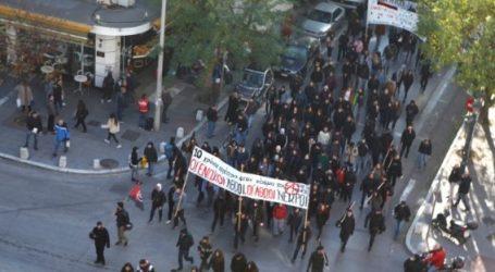 Ολοκληρώθηκε η πορεία για τον Α. Γρηγορόπουλο και στη Θεσσαλονίκη