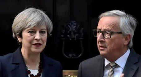 [UPD] Brexit | Έντονη συζήτηση Γιούνκερ-Μέι στις Βρυξέλλες: Η ΕΕ δεν επαναδιαπραγματεύεται την συμφωνία