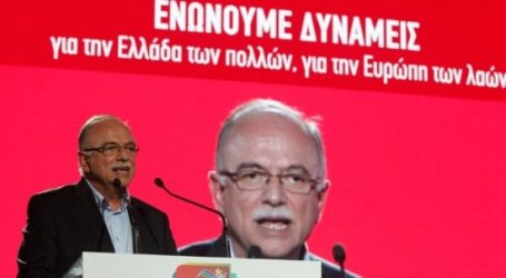 Παπαδημούλης: Πάμε για μεγάλη νίκη του ΣΥΡΙΖΑ στις ευρωεκλογές και μια νέα τετραετία με τον Αλ. Τσίπρα