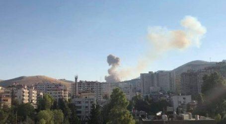 Μεγάλη έκρηξη σημειώθηκε στη Δαμασκό μετάδωσε το Reuters