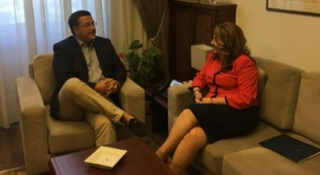 Θεσσαλονίκη-Συνάντηση Τζιτζικώστα-Αντωνίου: «Πετυχημένος» ο θεσμός του Γραφείου του Πρωθυπουργού
