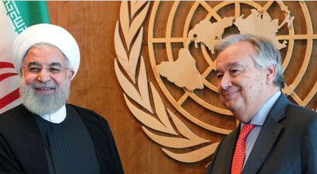 To Ιράν ζητεί παρέμβαση του ΟΗΕ για τις σε βάρος του αμερικανικές κυρώσεις