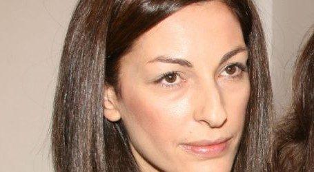 Μυρσίνη Λοΐζου: Την απόσυρσή της από το ευρωψηφοδέλτιο του ΣΥΡΙΖΑ έθεσε στη διάθεση των οργάνων του κόμματος