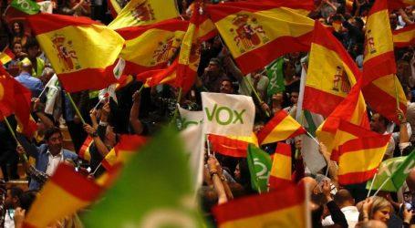 Ισπανία: Εκτοξεύει τα ποσοστά του το ακροδεξιό Vox