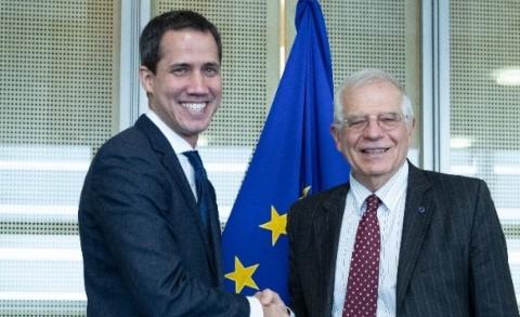 """Μπορέλ: Η ΕΕ επιθυμεί λύση που θα βασίζεται σε """"αξιόπιστες και διαφανείς προεδρικές και βουλευτικές εκλογές"""" στη Βενεζουέλα"""
