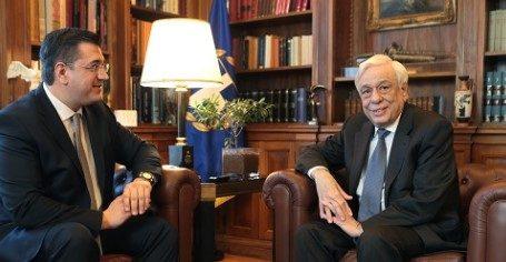 Τζιτζικώστας: Εξήρε τoν ρόλο του Πρ. Παυλόπουλου το 2015 για την παραμονή της Ελλάδας στην ΕΕ