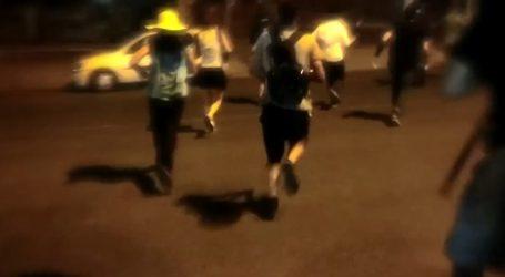 Βίντεο από την επίθεση του Ρουβίκωνα στο υπουργείο Υποδομών