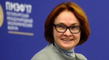 Ναμπιουλίνα: Το φθηνό χρήμα δεν λύνει τα προβλήματα της ρωσικής οικονομίας
