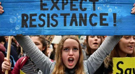 «Πώς τολμάτε;» – Η κραυγή που εμπνέει τις διαδηλώσεις για το κλίμα