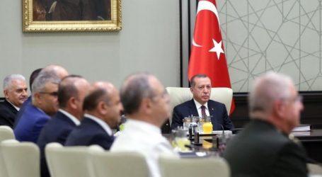 Συμβούλιο Εθνικής Ασφάλειας της Τουρκίας: Θα συνεχίσουμε τις δραστηριότητές μας στην ανατολική Μεσόγειο