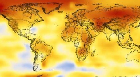 Ο Ιούνιος ήταν ο τρίτος θερμότερος μήνας στα καταγεγραμμένα χρονικά της Γης