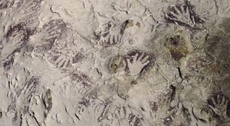 (VID) Βόρνεο: Ανακαλύφθηκε σπηλαιογραφία ηλικίας τουλάχιστον 40.000 ετών