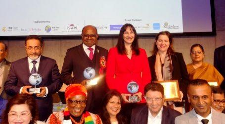 Διεθνής Έκθεσης Τουρισμού (ΙΤΒ)-Βερολίνο: Με 4 διεθνή βραβεία τιμήθηκε η Ελλάδα και η Έλενα Κουντουρά – Συνέντευξη στη DW