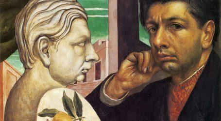 """Μέχρι και σήμερα η μεγάλη έκθεση για τον Τζόρτζιο ντε Κίρικο με τίτλο """"De Chirico"""" στο Palazzo Reale στο Μιλάνο"""