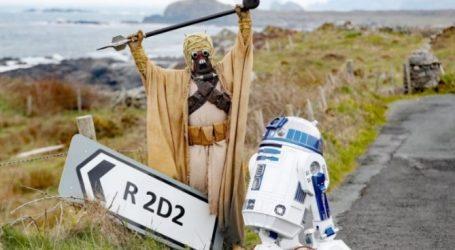 """Ιρλανδία: Αυτοκινητόδρομος μετονομάστηκε σε R 2D2 ενόψει της """"Ημέρας Star Wars"""""""