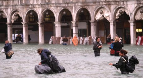 Ιταλία: 11 οι νεκροί από τη σφοδρή κακοκαιρία